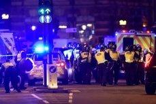 Теракт в Лондоне.