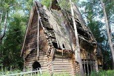 Церковь Косьмы и Дамиана, Вологодская область.