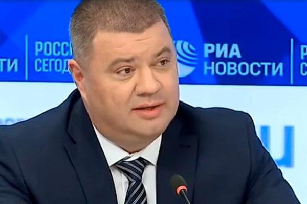Василий Прозоров - бывший сотрудник центрального аппарата СБУ