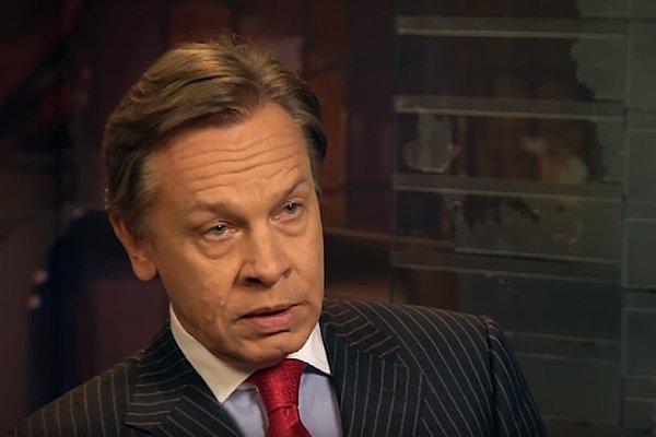 Член Совета Федерации от Пермского края Алексей Пушков