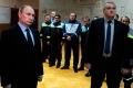 Владимир Путин при запуске первой нитки энергомоста в Крым.