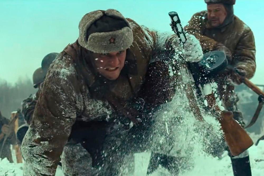 Событиям времен Великой Отечественной войны посвящены фильмы «Сталинград», «Судьба человека», «Иди и смотри», «Ржев».
