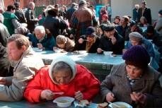 В России уровень бедности растет, а численность населения падает