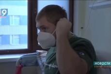 Журналисты старооскольского «9 канала» в своём сюжете привитого и больного COVID-19 парня с 90% поражением лёгких выдали за не привитого