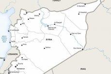 Сирийцы забросали боевиков камнями.