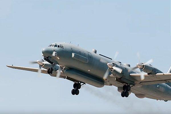 Самолёт-разведчик Ил-20