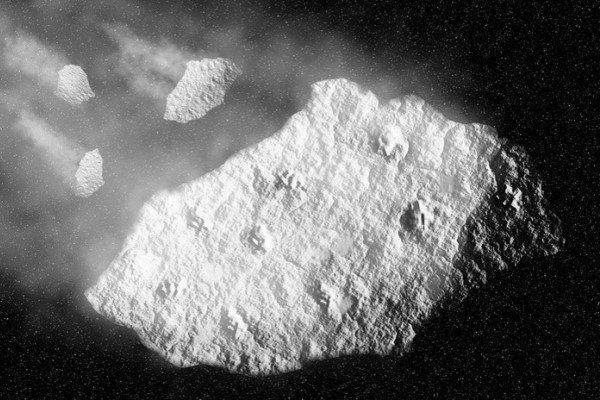 В2135 году огромный астероид может убить жизнь наЗемле