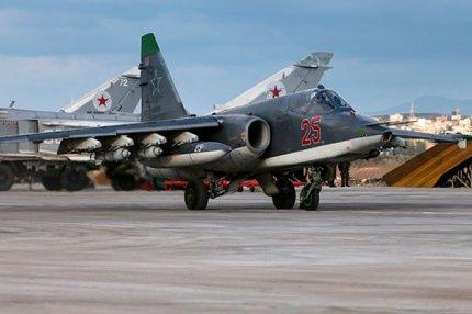 ВКС в Сирии.