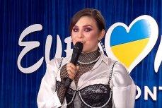 Победительница отборочного тура на песенный конкурс «Евровидение-2019» певица Maruv (Анна Корсун)