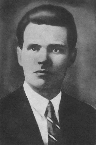 Нестор Махно конец 1909 года