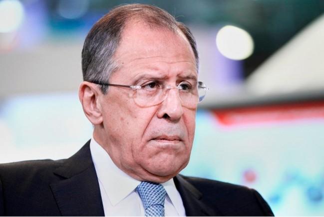 Министр Сергей Лавров