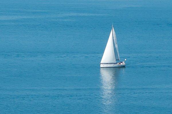 Вперёд к победе. Регата крейсерских яхт в Геленджике