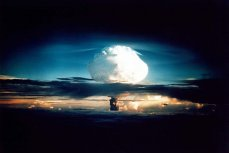 Ядерный удар.
