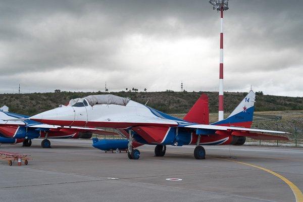 Миг-29 в Геленджике