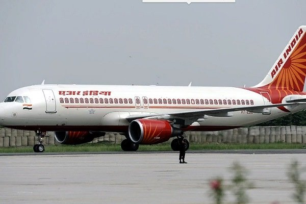 Самолет компании Air India