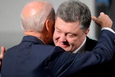 Порошенко похвалил Байдена за понимание «коварной сущности Путина»