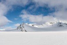 Арктический остров.