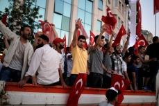 Военный переворот, Турция.