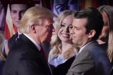 Трам и Трамп-младший