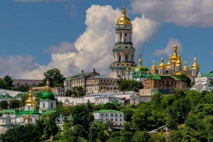 Киево-Печерская лавра — резиденция митрополита Киевского и местонахождение временного кафедрального собора