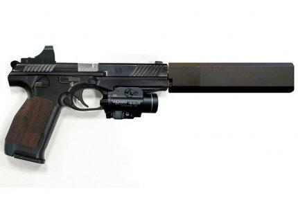 Российский пистолет ПЛ-15