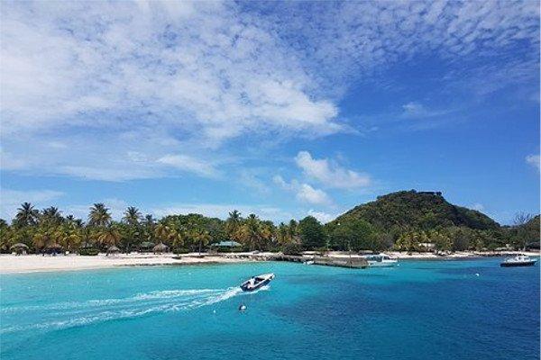 Гренадины, острова в Карибском море
