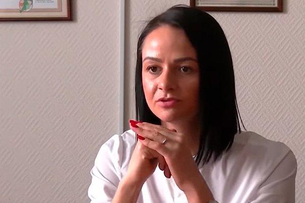 Директор департамента молодёжной политики Свердловской области Ольга Глацких