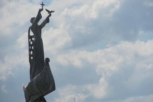 Стелла в городе Несебыр в Болгарии.
