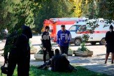 Массовое убийство в Керчи