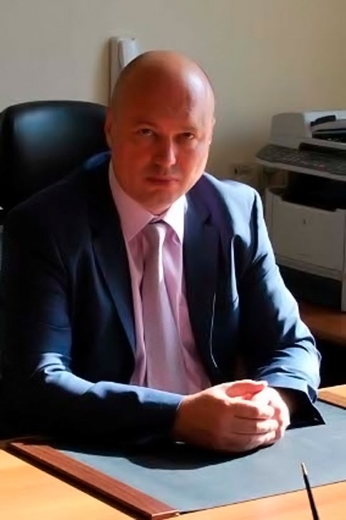 Яскин Юрий Сергееви, руководитель филиала АО «Объединенная ракетно-космическая корпорация» — «Научно-исследовательский институт космического приборостроения»