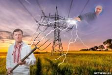 Российское электричество убивает Украину