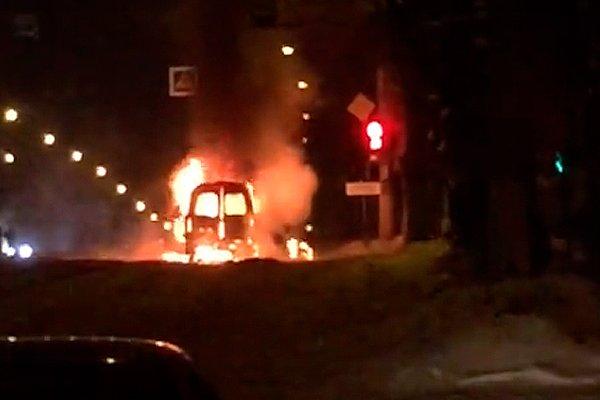 Взрыв маршрутного такси Газель» в Магнитогорске