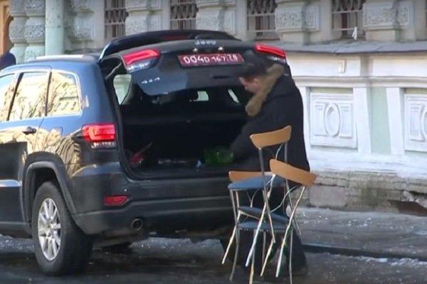 Бывший сотрудник Консульства США в Санкт-Петербурге