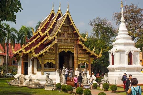 Wat Phra Singh.