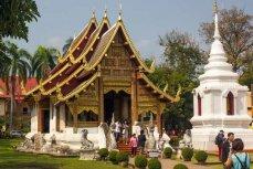 Храм Wat Phra Singh.