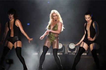 Бритни Спирс, концерт в Тель-Авиве, 3 июля 2017.
