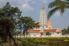 Храмовый комплекс Wat Yannasangwararam. Таиланд, Паттайя