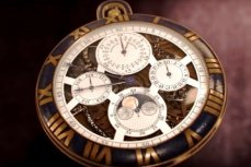 Часы.