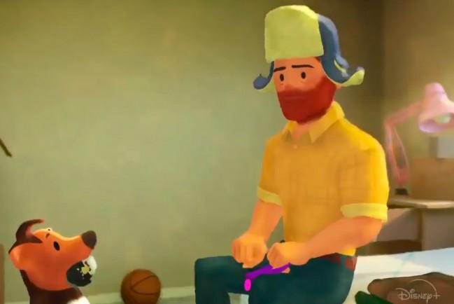 Студия Pixar анонсировала мультфильм про гомосексуалиста