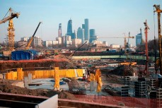 Стройкомплекс Москвы и пандемия