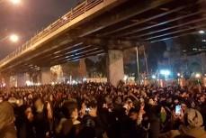 Антиправительственные протесты в Иране