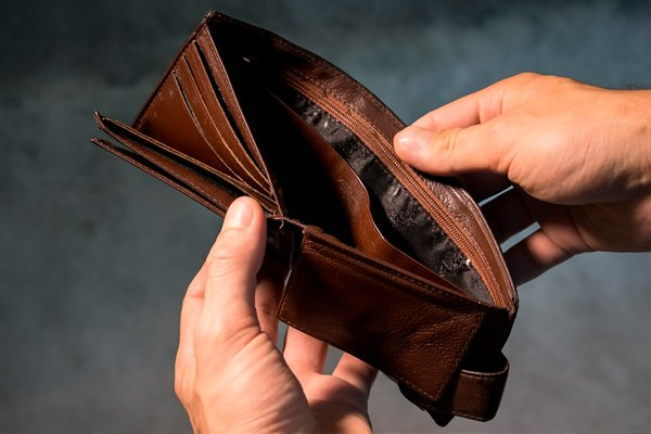 Пустые карманы