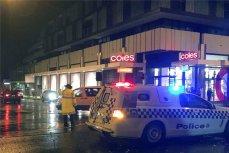 Место нападения в Мельбурне, 5.06.17.