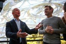 Джефф Безос, основатель и главный исполнительный директор Amazon
