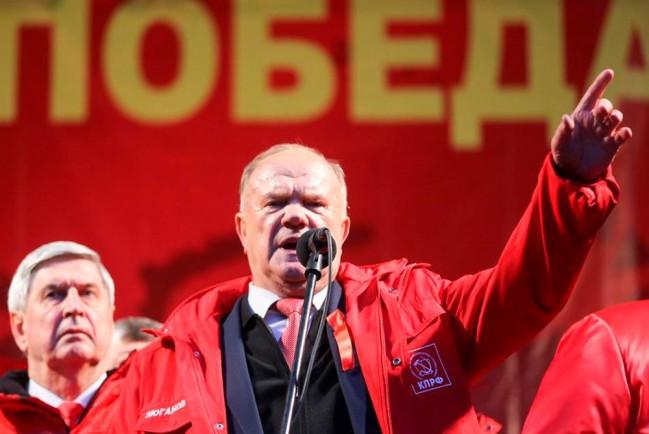 КПРФ готовит акции протеста после выборов, в станице Кущевской фальсификации на выборах