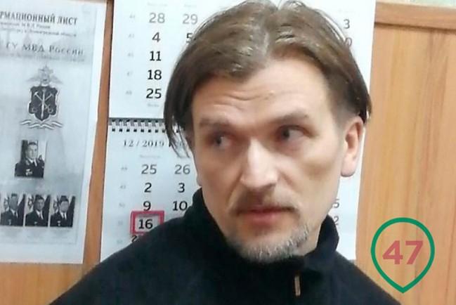 46-летний Андрей Бовт