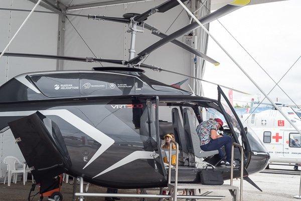 Вертолёт будущего VRT500