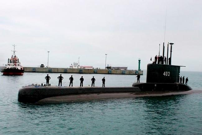 В Индонезии пропала подводная лодка KRI Nanggala-402 с 53 моряками на борту