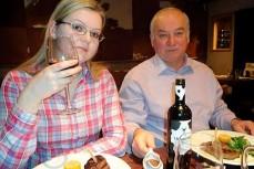 Экс-сотрудник ГРУ Сергей Скрипаль и его дочь Юлия