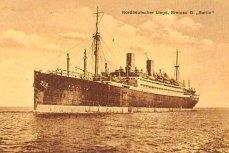 Пассажирский лайнер «Адмирал Нахимов»